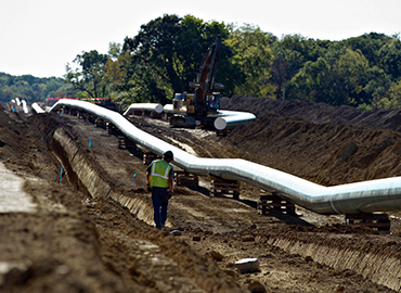 Oil Pipeline Design for Safety